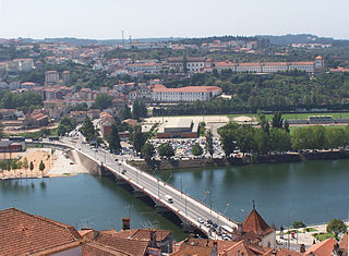 locality and former civil parish in Coimbra, Portugal