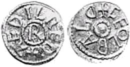Coin of Æthelred I of Northumbria.jpg
