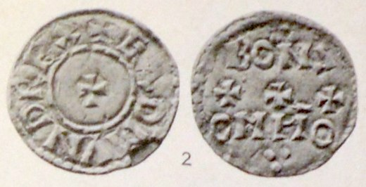 Coin of King Edmund Coin of King Edmund I of England.JPG