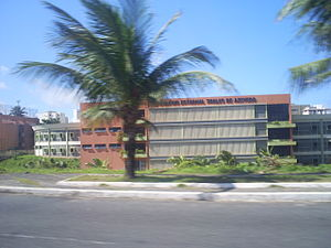 Education in Brazil - Thales de Azevedo State High School in Salvador