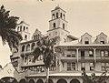 Collectie Nationaal Museum van Wereldculturen TM-60062080 Deel van de gevel van het Myrtle Bank Hotel Jamaica fotograaf niet bekend.jpg