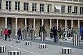 Colonnes de Buren @ Palais Royal @ Paris (34150884490).jpg