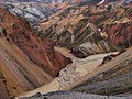 Colorful Gorges in Landmannalaugar - 2013.08 - panoramio.jpg