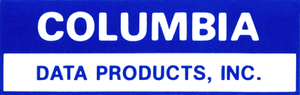 Columbia Data Products - Image: Columbia Data Products logo