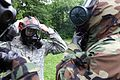 Command Sergeant Major Leads the Way During Gas Chamber Exercise DVIDS292727.jpg