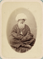 Communal Prayer at the Annual Festival and the Officials of the Mosques. Head Master Badal Khodzha Ishan WDL10800.png
