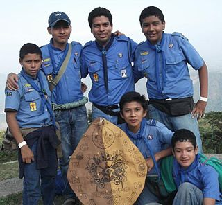 Scouting and Guiding in El Salvador