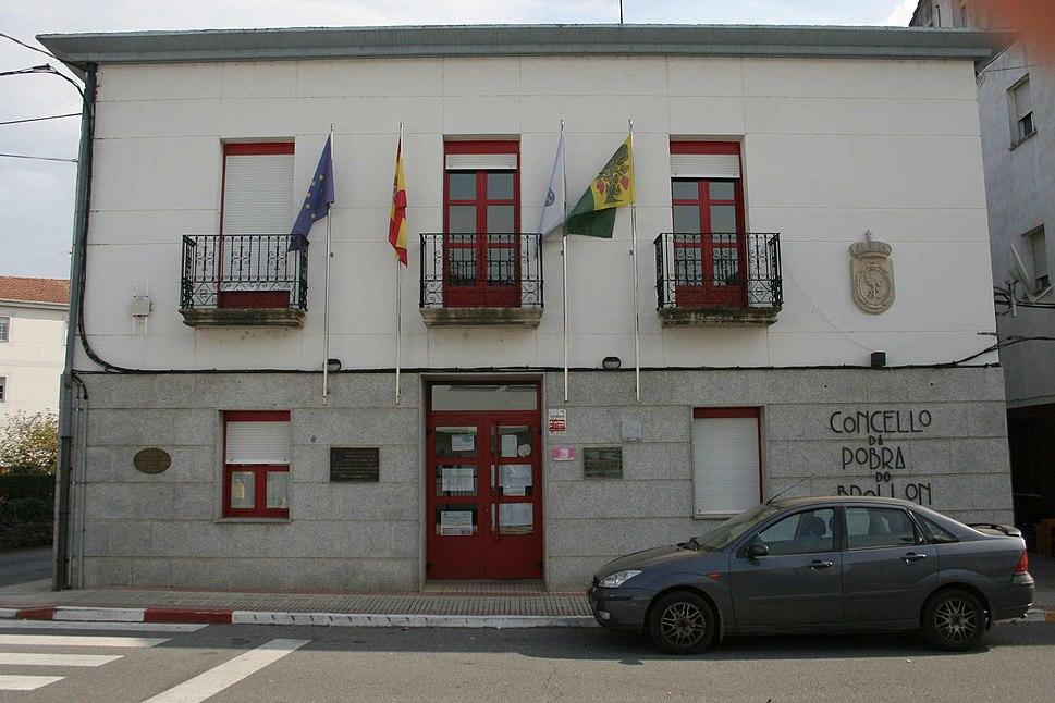 Concello da Pobra do Brollón