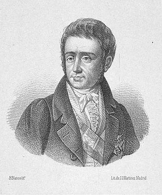 Narciso Fernández de Heredia, 2nd Count of Heredia-Spínola - Image: Conde de Ofalia