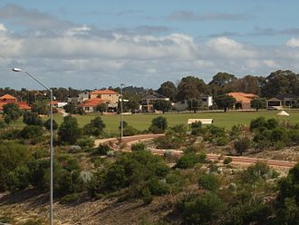 Connolly, Western Australia - Image: Connolly Moore Drive