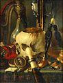 Constantin Daniel Rosenthal - Vanitas (1848).jpg