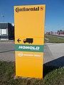 Continental Hungaria, Honold Gebrüder Weiss, sign, 2017 Mosonmagyaróvár.jpg