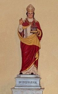 Finbarr of Cork Bishop of Cork