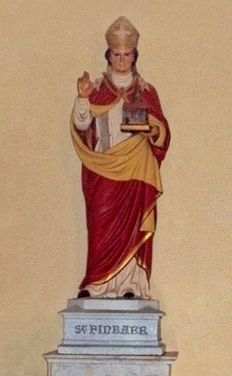 Finbarr of Cork - Image: Cork (47) 1