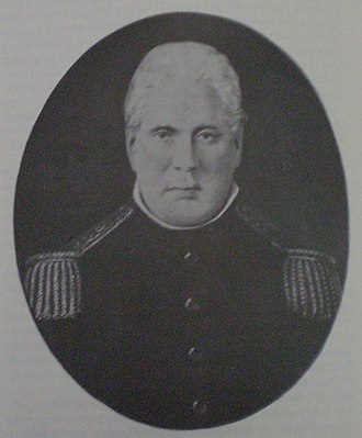 Battle of Pequereque - Colonel Cornelio Zelaya