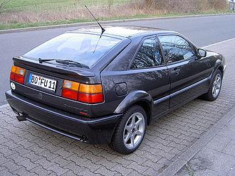 Volkswagen Corrado - Corrado (rear)