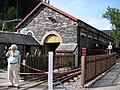 Corris Railway Engine Shed - geograph.org.uk - 212123.jpg
