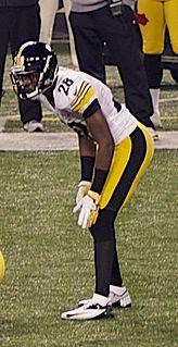 Cortez Allen American football cornerback
