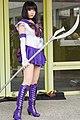 Cosplayer of Sailor Saturn at FF30 20170729d.jpg