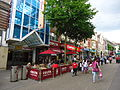 Costa Coffee Bar Sutton, Surrey in London.JPG