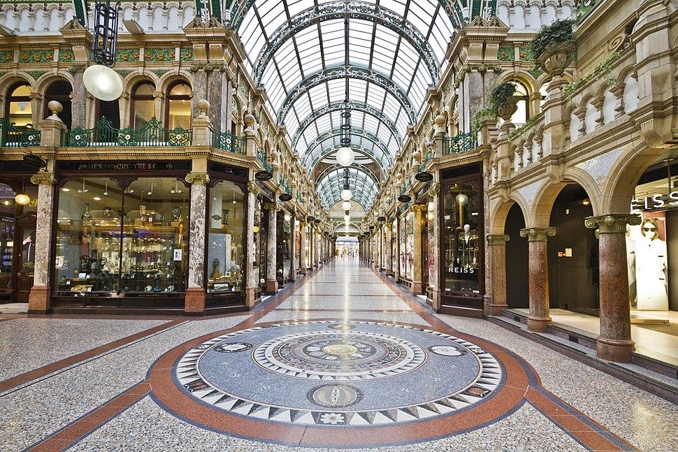 County Arcade Victoria Quarter Leeds