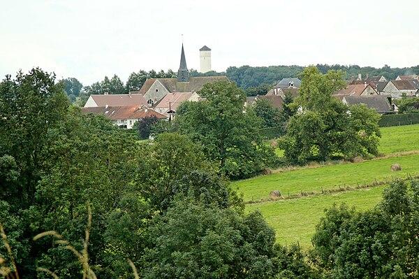 Photo de la ville Courboin