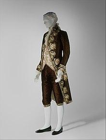 d7991d67623 ドレス・コードの歴史[編集]