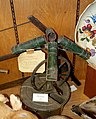 Cream separator, 1880 - Mount Angel Abbey Museum - Mount Angel Abbey - Mount Angel, Oregon - DSC00068.jpg