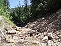 Creek Running Beside Hike - panoramio.jpg