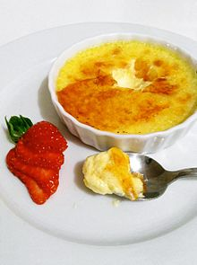 Crème brûlée – Wikipedia