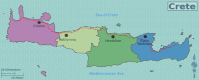 Crete – Travel guide at Wikivoyage