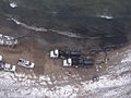 Crews recover discharged crude oil along Lake Michigan shore 140325-G-ZZ999-001.jpg