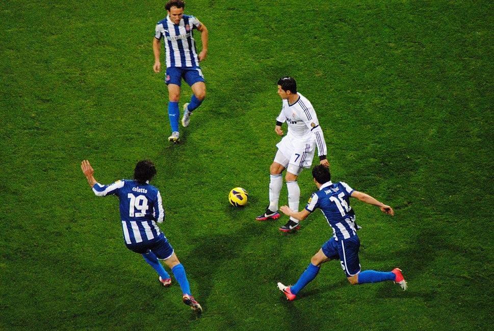 Cristiano Ronaldo 2012 Espanyol