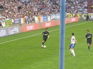 Cristiano Ronaldo en La Romareda 3