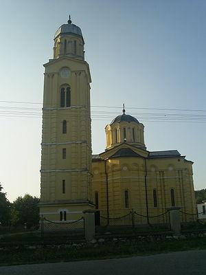 Badnjevac, Batočina - Church in Badnjevac