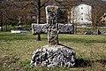 Croce, situata nei pressi della chiesa di Sant'Andrea (Dovadola).jpg