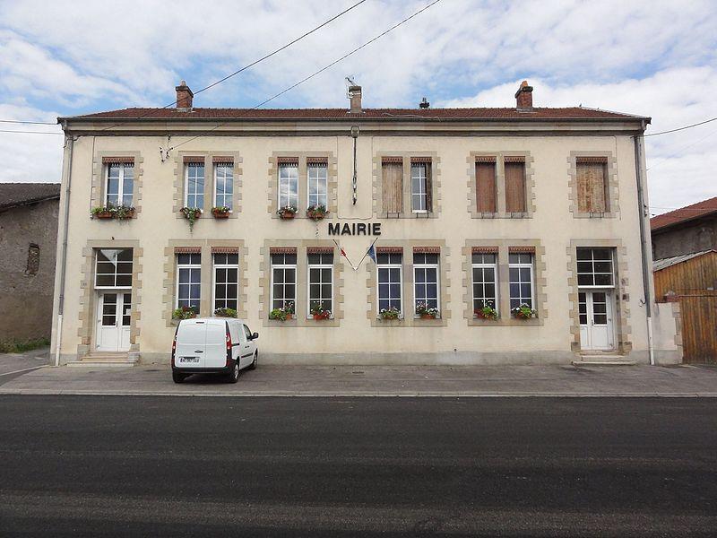 Croismare (M-et-M) mairie
