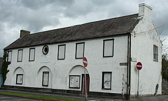 Market houses in Northern Ireland - Image: Crossgar Market House