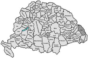 Csík County - Image: Csik