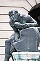 Csongor by Miklós Ligeti, Hungarian warrior statue (17073068582).jpg