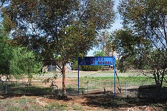 Culgoa - Image: Culgoa Primary School