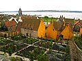 Culross, The Palace and gardens - geograph.org.uk - 1250394.jpg