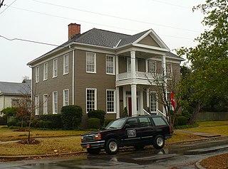 Curtis House (Demopolis, Alabama)