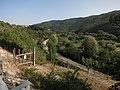 Curva ferrovia Terni-L'Aquila prima di Cittaducale 02.jpg