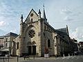 Cusset - Église Saint-Saturnin Pasteur 2014-06-12.JPG