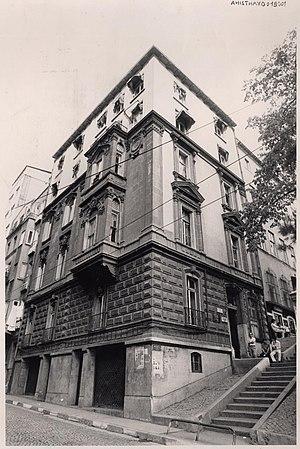 Alexander Vallaury - Décugis House, Beyoğlu