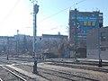 Déli station, railway signals, Intranszmas building, 2019 Krisztinaváros.jpg