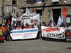 Día do traballo. Santiago de Compostela 2009 84.jpg