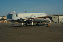 Douglas DC-6 - Wikipedia
