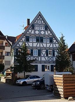 Autenstraße in Ditzingen